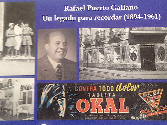 The Legacy of Rafael Puerto Galiano