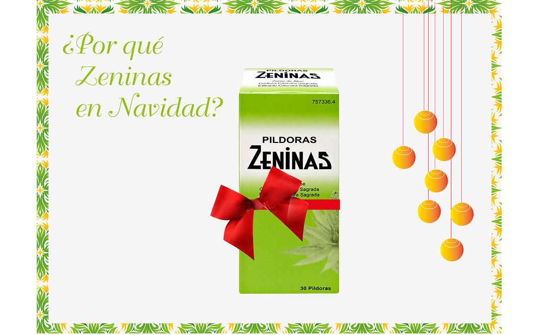 Descubre como Zeninas te puede ayudar estas Navidades con los excesos de comilonas y cenas