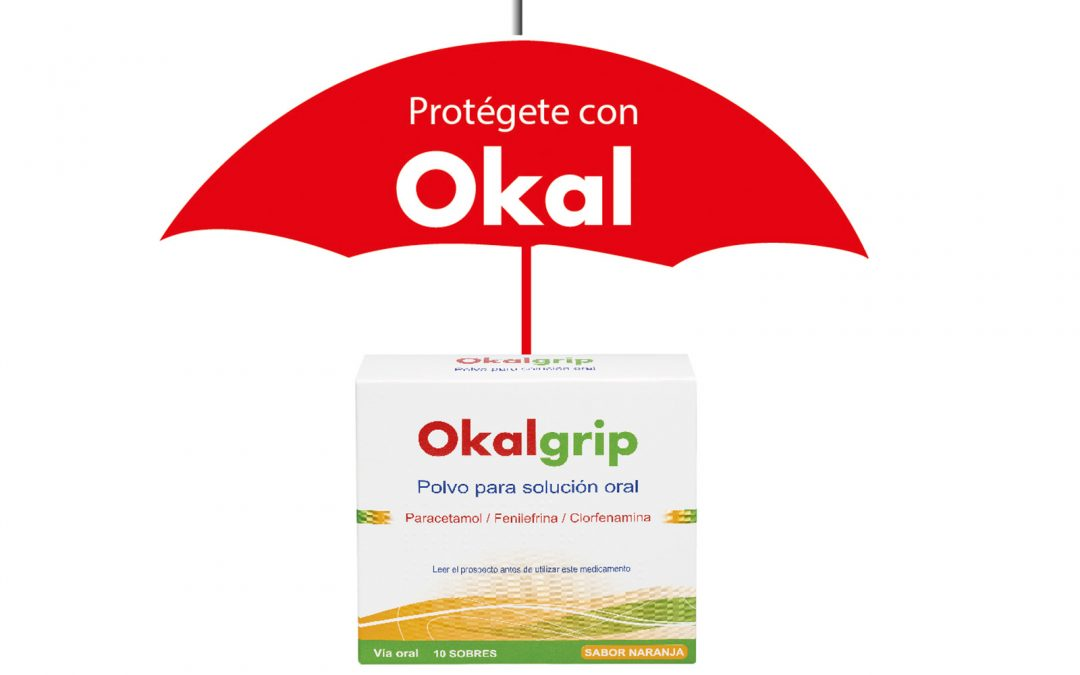 Protégete con OkalGrip